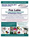 2017 HCW Fox lake flyer