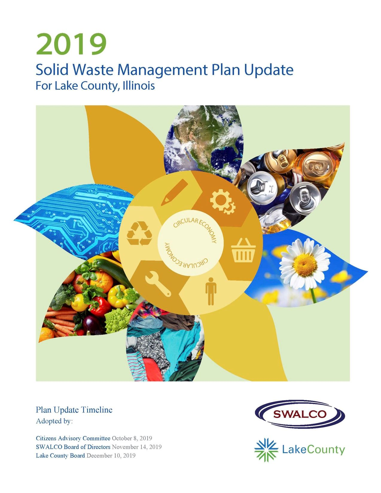 2019 Lake County Solid Waste Management Plan Update